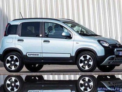 usata Fiat Panda Cross 1.0 Hybrid 70cv City Fiumicino