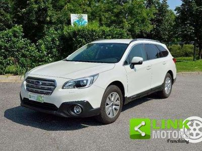 usata Subaru Outback lineartronic style - diesel 1998 cc