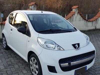 usata Peugeot 107 1.0 benzina prezzo trattabile