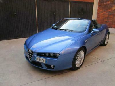 usata Alfa Romeo Spider 2.2 JTS unico proprietario