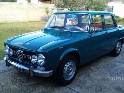 used Alfa Romeo Giulia 1300 SUPER - Anno 71