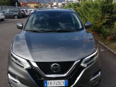 usata Nissan Qashqai 1.6 dci n-connecta 130cv