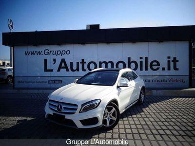 used Mercedes 170 GLA - X156 220 d (cdi) Executive 4maticauto