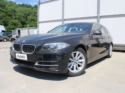 usata BMW 520 Serie 5 Touring d Touring Business aut.