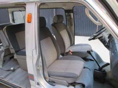 usata Subaru Libero E12 4X4 6 posti gancio di traino Benzina