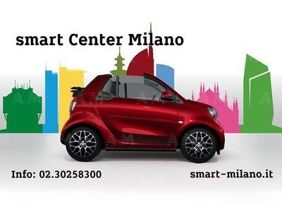 usata Smart ForTwo Cabrio Cabrio EQ Prime nuova a Milano