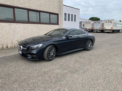 usata Mercedes S450 4Matic Coupé Premium Plus
