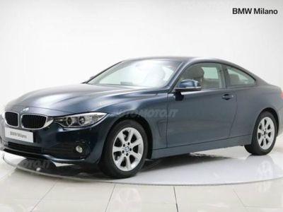 usado BMW 420 d xDrive Coupé