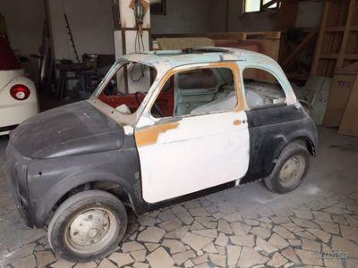 käytetty Fiat Cinquecento - Anni 70