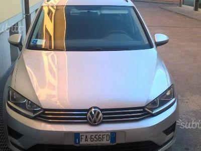 usata VW Golf Sportsvan Golf Sportsvan 1.6 TDI 110CV Comfortline Blue Motion