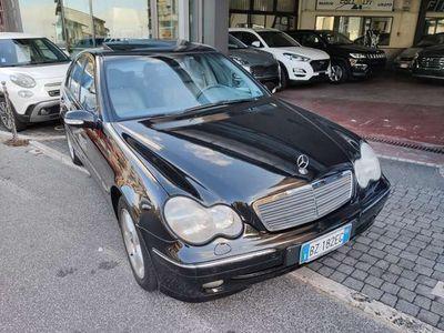 usata Mercedes C270 CDI cat Avantgarde Automatico - UNICO PROPR.
