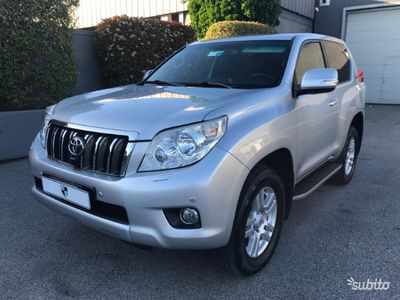 used Toyota Land Cruiser 3.0 d 4wd 3 p