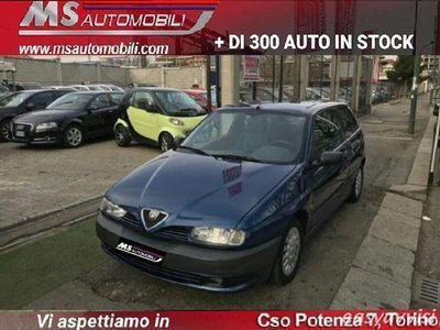 brugt Alfa Romeo 145 1.4i 16V Twin Spark cat L*48.000km*Unicoproprietar