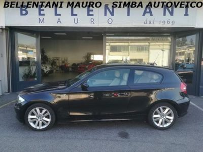 brugt BMW 120 d cat 3 porte Futura DPF
