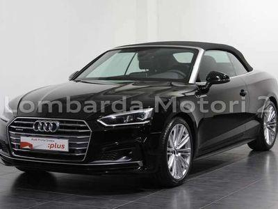 usata Audi A5 Cabriolet 40 2.0 tdi quattro edition quattro 190cv s-