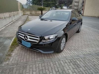 usado Mercedes E220 Auto Exclusive
