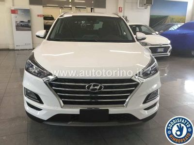 usata Hyundai Tucson TUCSON New1.6 CRDi (136CV) 4WD DCT XPRIME