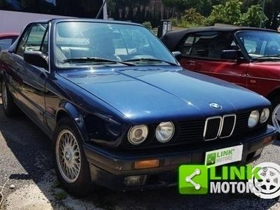 usata BMW 318 Serie 3 Cabrio i let