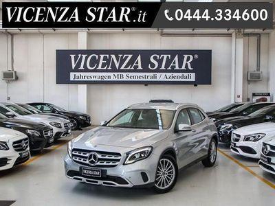 używany Mercedes GLA200 Sport del 2017 usata a Altavilla Vicentina