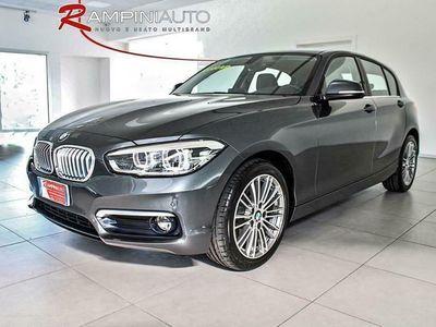 usata BMW 116 Serie 1 D KM 2.000 Pronta Consegna GARANZIA UFF.