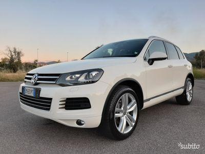 used VW Touareg 3.0 TDI 245 CV *BLUEMOTION*2012