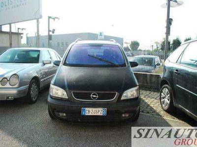 used Opel Zafira 2.0 cdti autocarro x commercianti