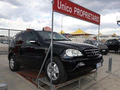 used Mercedes ML400 4.0 TDI cat CDI FULL FULL OPT. 1° PROPIETARIO