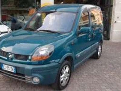 used Renault Kangoo 1.9 dCi 4x4 5p.