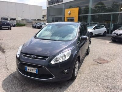 second-hand Ford C-MAX Plus 1.6 TDCi 115CV
