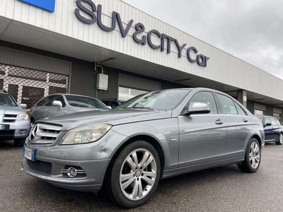usata Mercedes C200 Kompressor Avantgarde/UNICO PROPRIETARIO