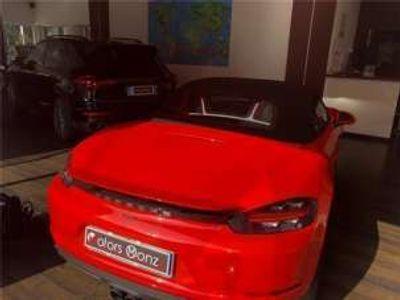 usata Porsche 718 Boxster 2.5 S- cambio pdk, chrono-full Benzina
