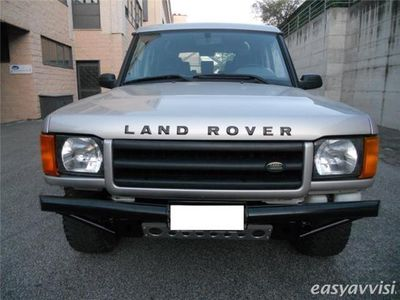 "brugt Land Rover Discovery 2 2.5 Td5 Luxury ""Motore nuovo"""