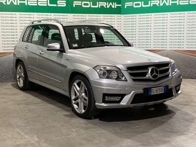 usata Mercedes GLK220 CDI 4Matic BlueEFFICIENCY Premium