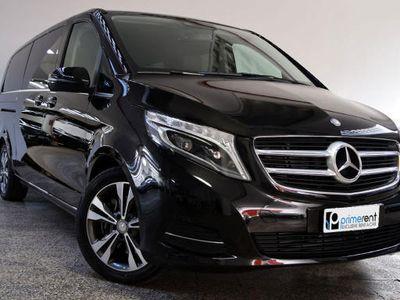 usata Mercedes V250 d Automatic 4Matic Premium Extralong
