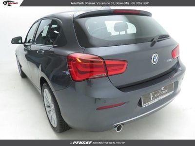 usata BMW 118 d 5p. Urban