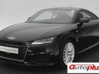 usata Audi TT Coupé 2.0 TDI S line virtual led matrix navi pdc rif. 12992158