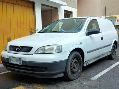 gebraucht Opel Astra Van