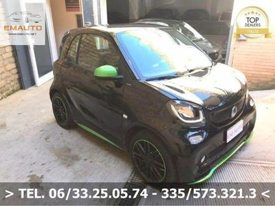 usata Smart ForTwo Coupé forTwoELETRIC DRIVE BRABUS GREENFLASH EDITION