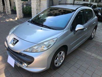 usata Peugeot 207 1.4 88 CV 5p. 2 Tronic XS