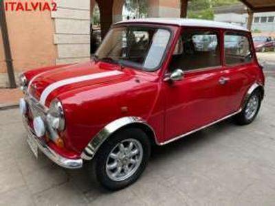 usata Rover Mini 1.3 cat Flame Red Benzina