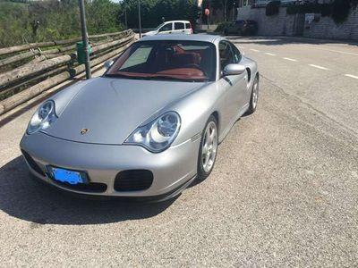 usata Porsche 911 Turbo 996cat Coupé