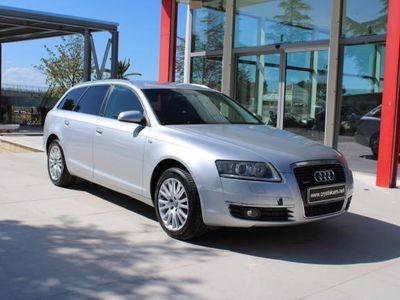 usata Audi A6 Avant 3.0 V6 TDI F.AP. quattro tip PELLE/NAVI/XENO