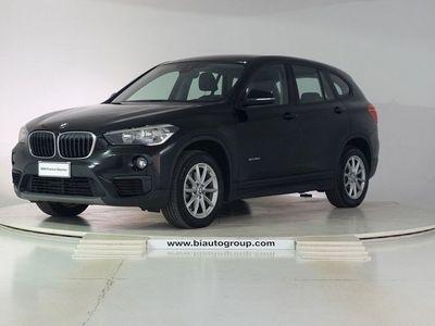 brugt BMW X1 xDrive 18d Business