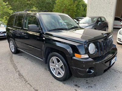 second-hand Jeep Patriot 2.0 Turbodiesel Limited