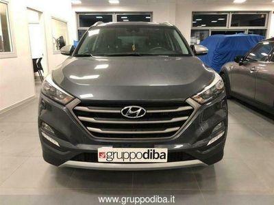 usata Hyundai Tucson 2ª SERIE 1.7 CRDI SOUND EDITION