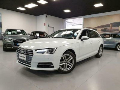 used Audi A4 Avant 1.4 TFSI S tronic Business 2018