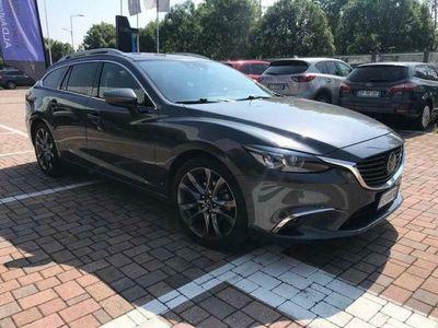 usata Mazda 6 2.2L Skyactiv-D 175CV aut. AWD Wagon Exceed