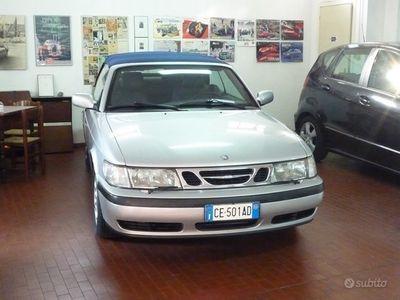usata Saab 9-3 Cabriolet 2.0i T 16V cat Cabriolet SE