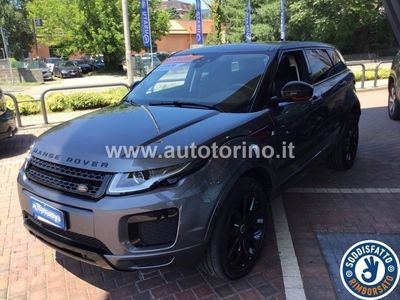 używany Land Rover Range Rover evoque EVOQUE 2.0 td4 HSE 150cv 5p auto
