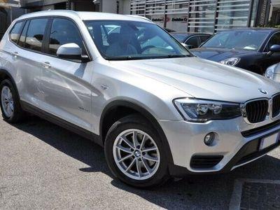 usata BMW X3 xDrive20d usato